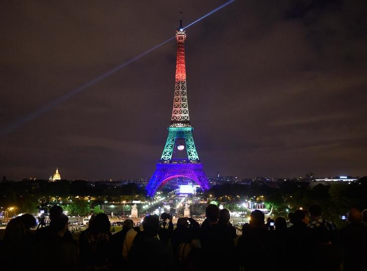 Eiffel tower Orlando