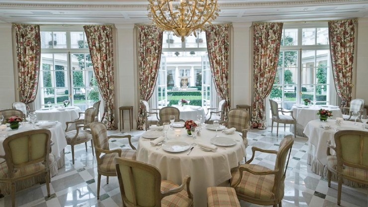 Epicure restaurant