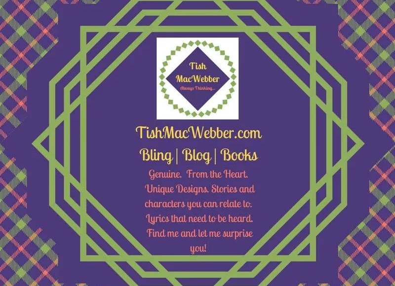 TishMacWebber.comBling - Blog - Books
