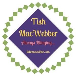 Tish MacWebber Always Blinging Logo