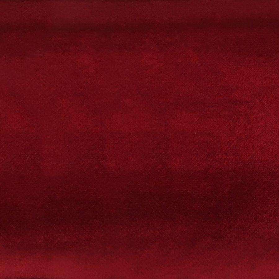 velours d ameublement baroque rouge bordeaux