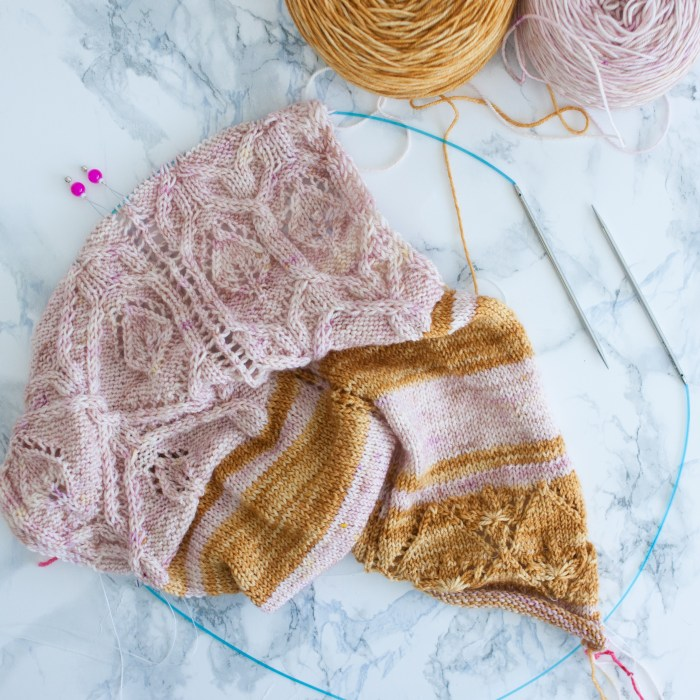 What it tooks to write simple and clear knitting patterns.