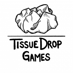 Tissue Drop Games