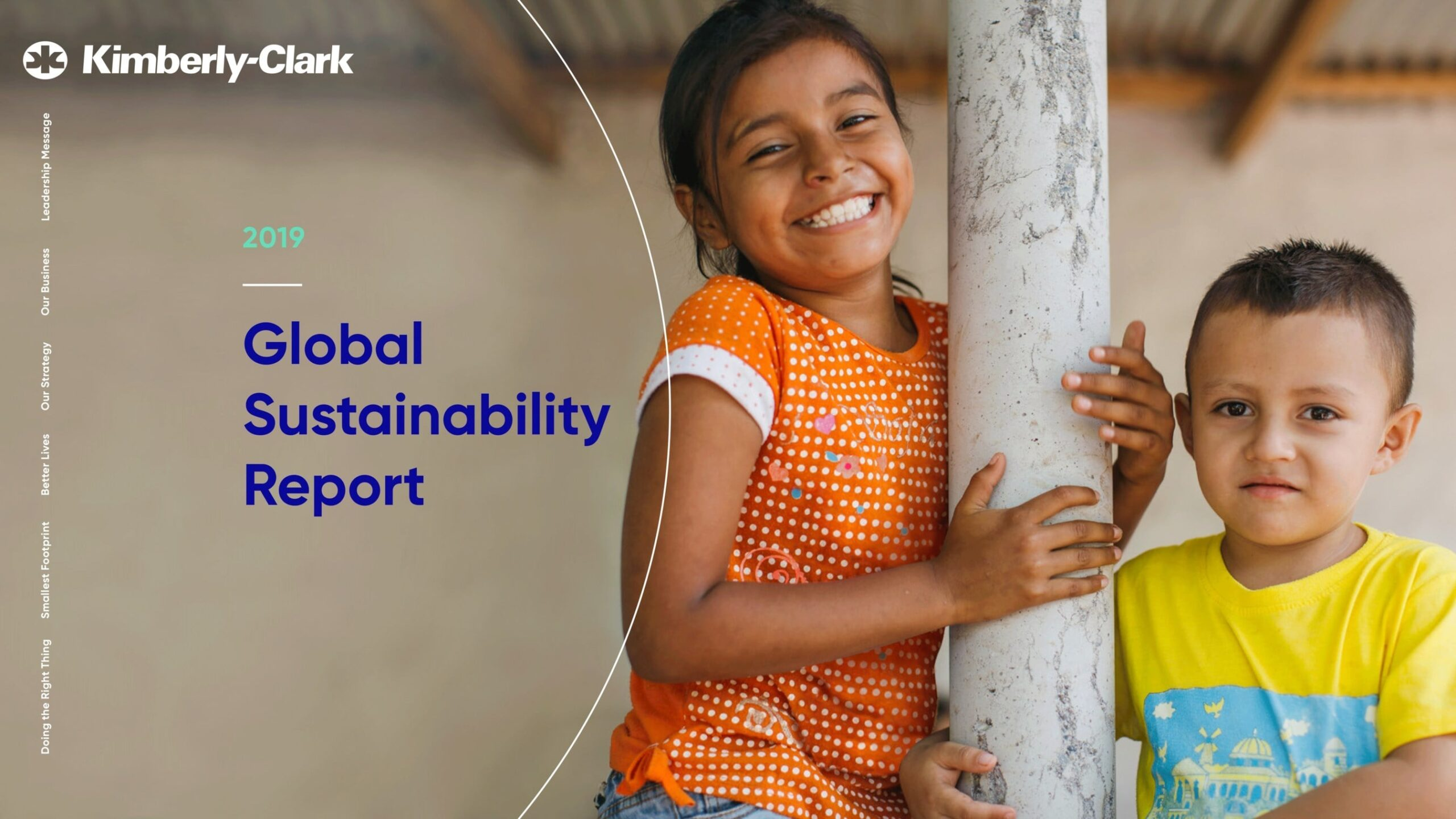 Kimberly-Clark announces sustainability strategy for the next decade