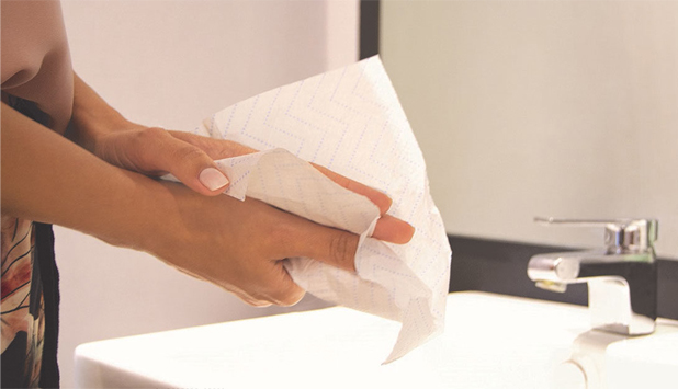 Paper towels are the most hygienic method for drying your hands, Paper towels are the most hygienic method for drying your hands