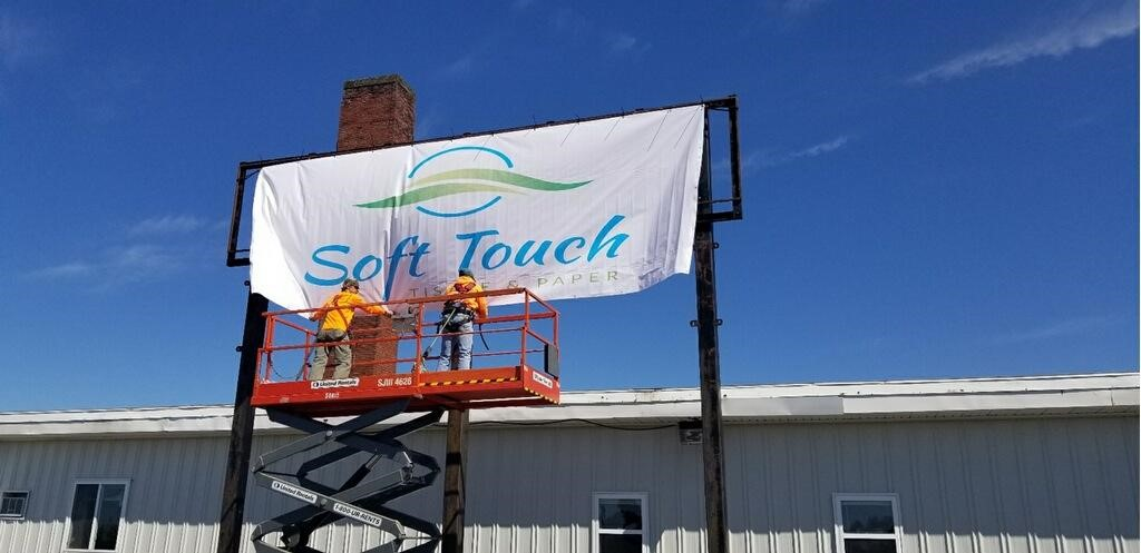 Startup business Soft Touch Tissue & Paper will soon open in Bangor, Startup business, Soft Touch Tissue & Paper, will soon open in Bangor