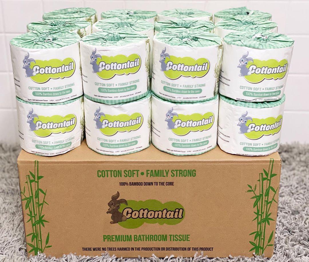Nature Fluent introduces Cottontail its premium toilet paper made from 100% bamboo, Nature Fluent introduces Cottontail, its premium toilet paper made from 100% bamboo