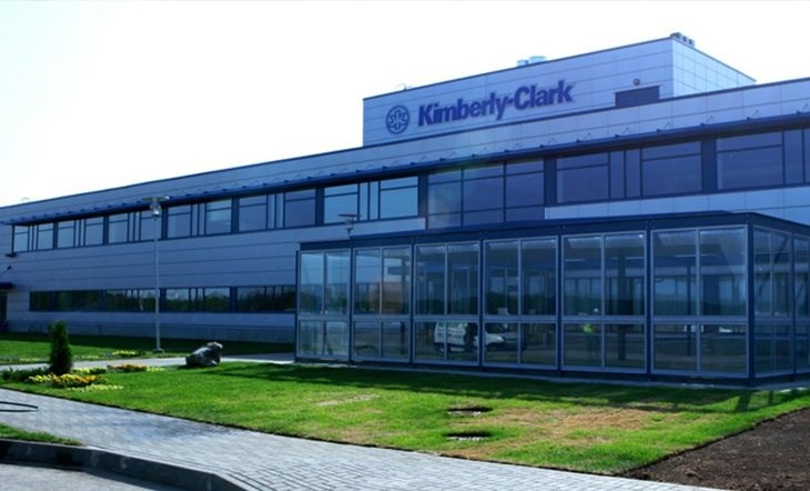 Kimberly-Clark's facilities switched from coal to natural gas, Kimberly-Clark's facilities switched from coal to natural gas