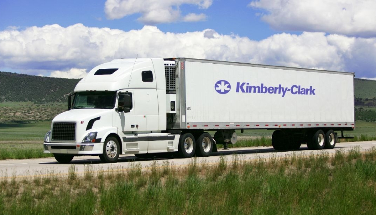 , Kimberly-Clark receives EPA SmartWay Excellence Award