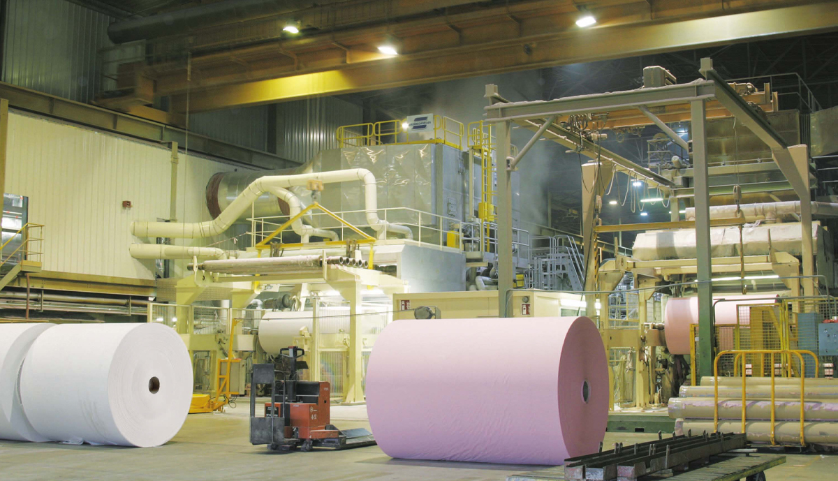 , Lucart invests in new processing line