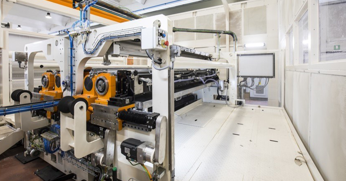 , Maxima integrates new printer to a WEPA converting line