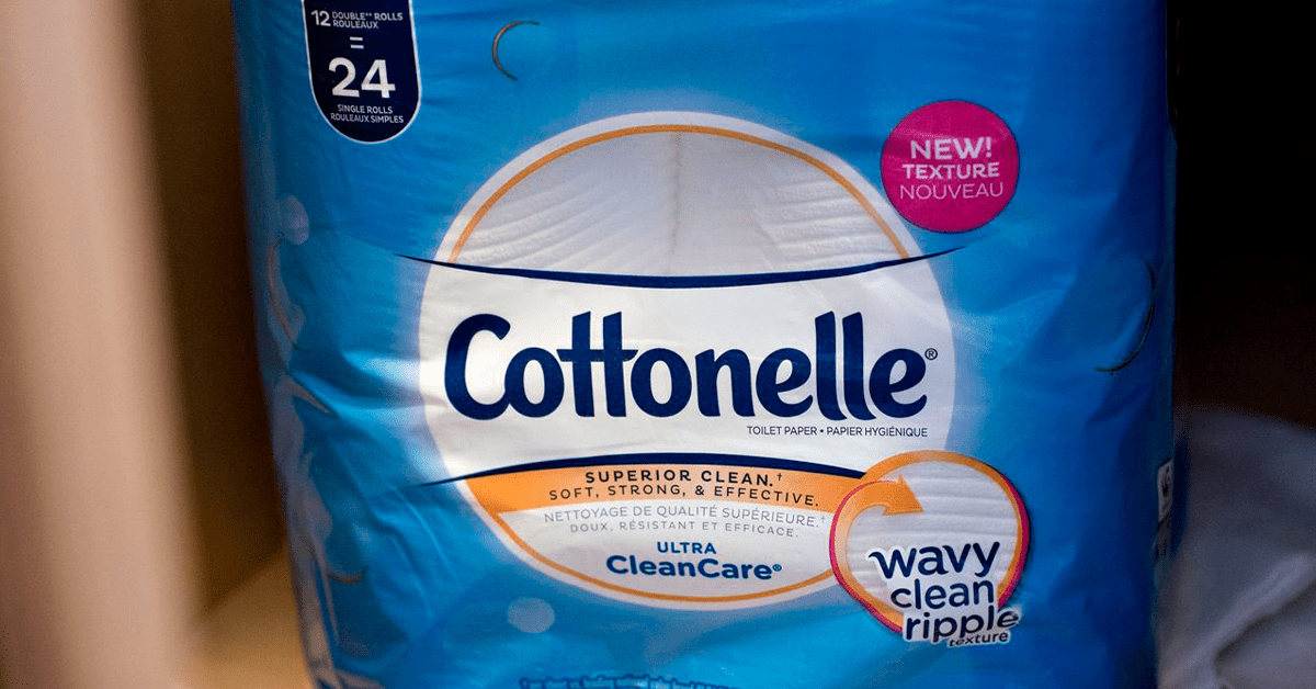 , Drop in toilet paper demand leads to declining Kimberly-Clark sales