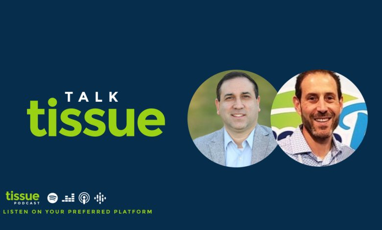 , Talk Tissue with Marc Cooper, Owner/Founder at Tissue Plus – Podcast #9
