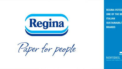 , Sofidels Regina voted as one of the best Italian brands pertaining to sustainability