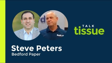 , Talk Tissue with Steve Peters, President at Bedford Paper
