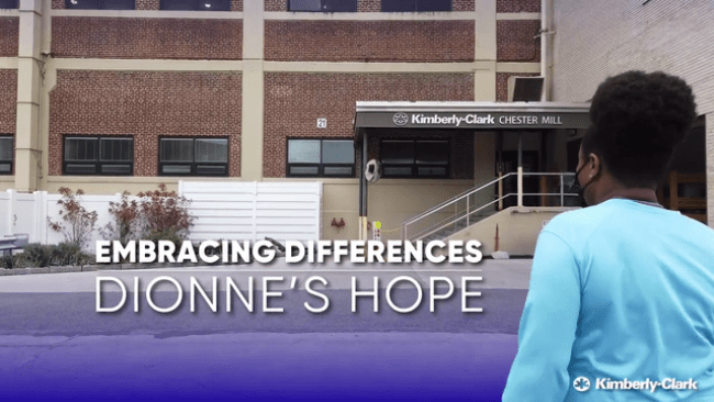 , Kimberly-Clark drives change from the inside out by leading with inclusion