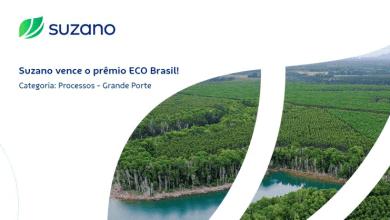 Suzano é destaque no Prêmio ECO promovido pela Amcham