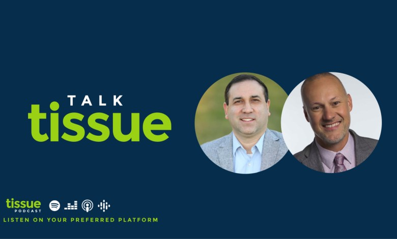 Talk Tissue with Eric Stueckrath, CEO at Outlook Nebraska