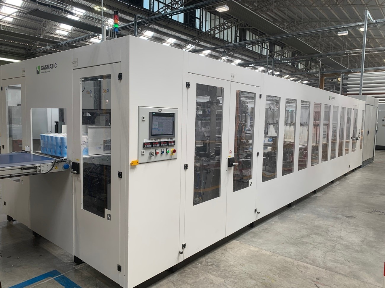, Lucart chooses Kӧrber integrated solutions to guarantee quality and performance even in packaging