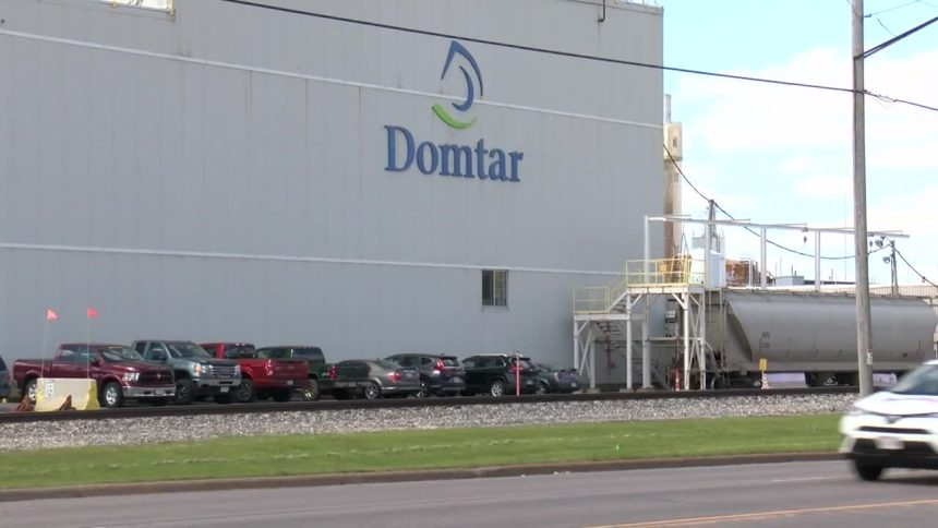 Domtar stockholders approve merger with Paper Excellence