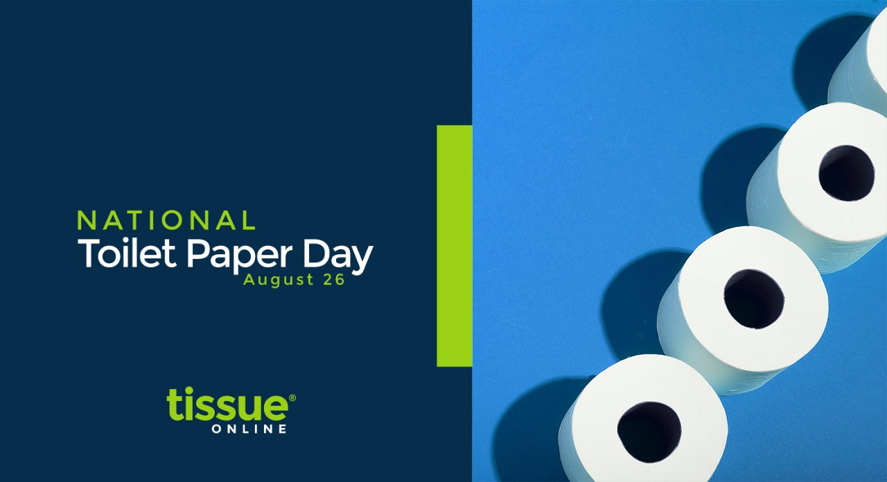 Happy National Toilet Paper Day!