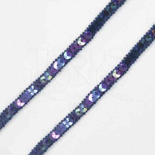 bleu violet hologramme