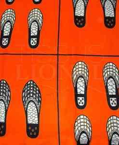 coton imprimé africain 012