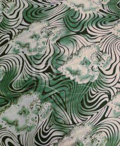 Carnaval motifs vert