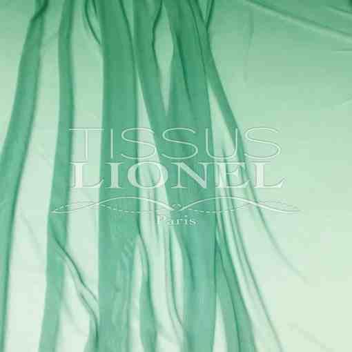 Resille degrade Vert d'eau a Vert pale