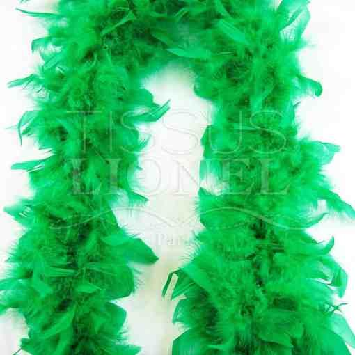 boa simple vert