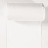 Bord côte jersey tubulaire blanc cassé