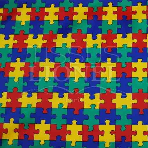 carnaval puzzle de couleur