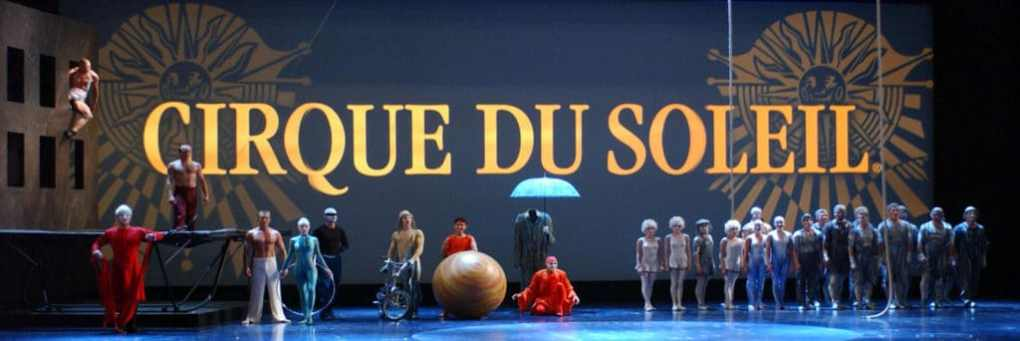 Цирка дю Солей
