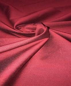 Coton changeant rouge et noir
