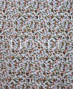 cotton floral print 025