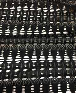 Filet 3D noir