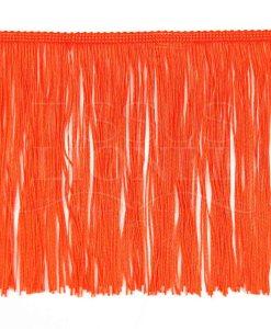 frange 20 cm orange