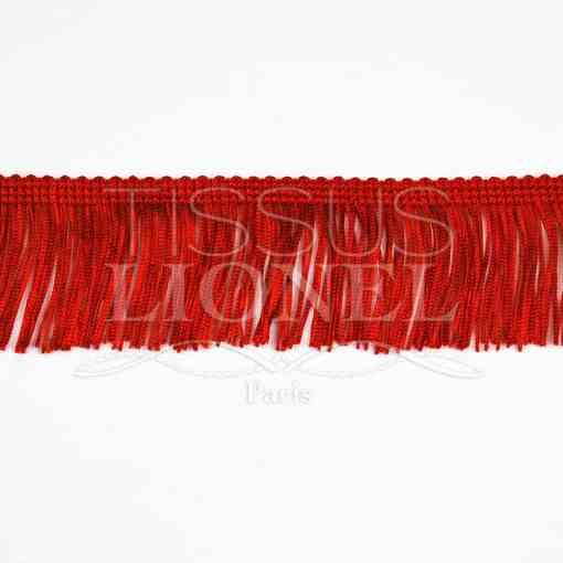 frange 5 cm rouge
