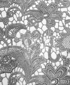 Guipure quai d'orsay Gris