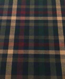 Tissu tartan écossais Midlothian