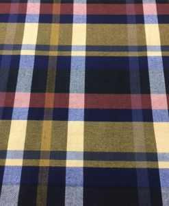 Tissu tartan écossais Sutherland