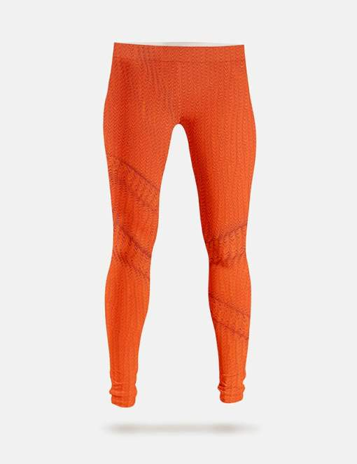 Leggings Lycra Rio mandarino
