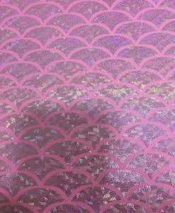 Lycra печатных капсулы блестящем 4