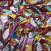 Mousseline imprimé paisley 3