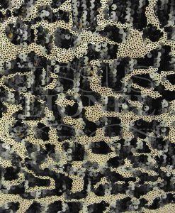 pailleté puzzle anthracite et beige