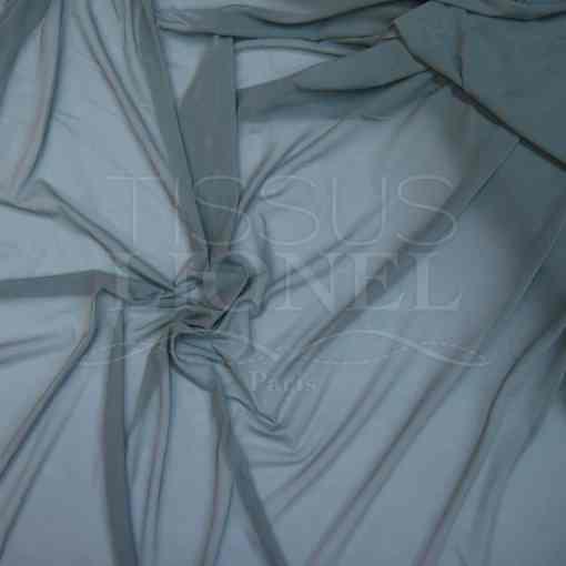 résille fine gris titanium