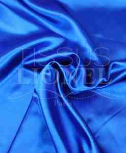 Royal blau satin vereint