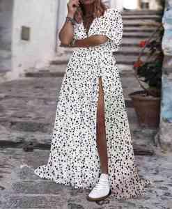 Tissu coton aquarelle blanc