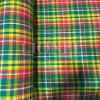 Tissu coton madras 066