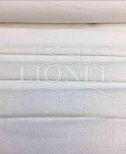 witte doek spons